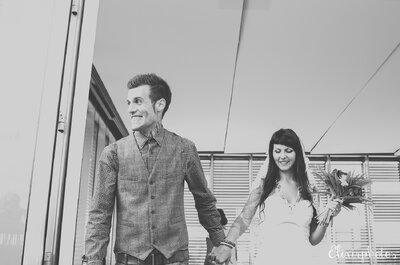 Marina + Marco : un mariage canon aux couleurs du Mexique