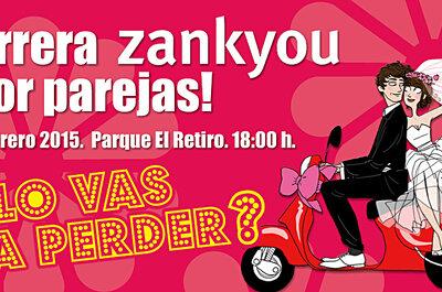 II Carrera Zankyou ¡por parejas! el día de San Valentín