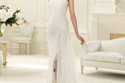 Prix des robes de mariée Pronovias 2013