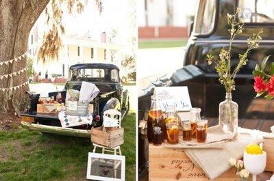 Alimentos, bebidas y entretenimiento en las bodas 2014-2015: Las tendencias top