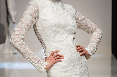 All the wedding dress trends for 2014 at White Gallery London
