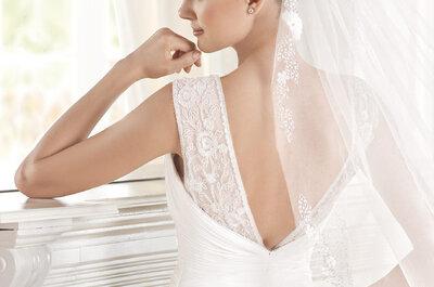 La Sposa 2015: Vestidos de novia pensados para las novias más glam