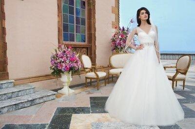 Vestidos de novia Sincerity Bridal 2015: una apuesta por la elegancia y el romanticismo
