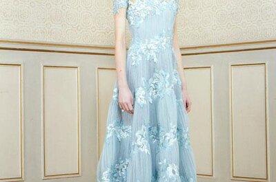 Estos son los vestidos de fiesta más elegantes para boda de Rami Al Ali