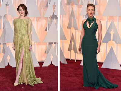 Red Carpet Trends: our top five favorite looks of the 2015 Oscars