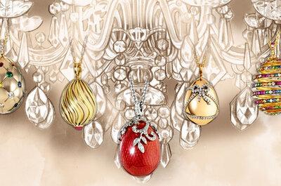 Joyas Fabergé para novias