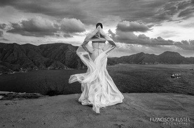 Francisco Fuster Photographer: fotografía moderna para un reportaje lleno de emociones