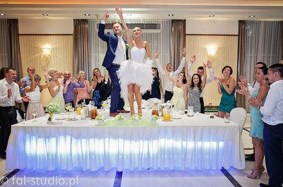 Alternatywne pomysły na pierwszy taniec weselny! Ciekawe pomysły!
