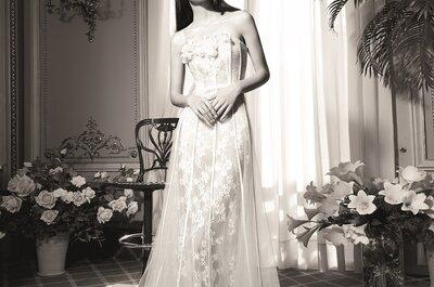 Découvrez la collection capsule de robes de mariée YolanCris pour la LBFW