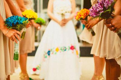 Las nueve mejores florerías para tu matrimonio en Lima