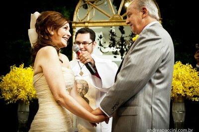 Comprometerse y casarse después de los 50