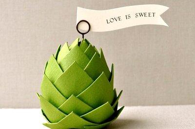 3 'Green' Wedding Trends for 2013: Elegant & Eco-Friendly