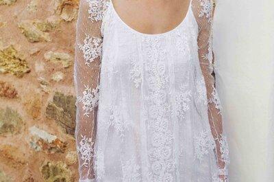 Gli abiti più belli per la sposa firmati da Charo Ruiz