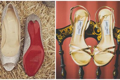 Cómo elegir los zapatos de novia perfectos: 5 claves para deslumbrar en tu gran día
