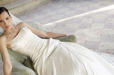 Brautkleider aus der LILLY Kollektion