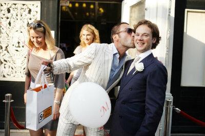 Tips voor de 'plus one' bruiloftsgast: hoe je te gedragen?