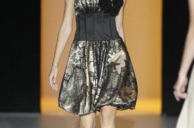 Trendy ślubne 2013: suknie w kwiaty dla gości