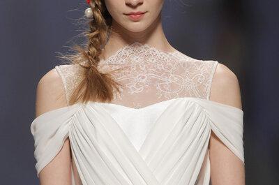 24 robes de mariée précieuses pour plus petites !