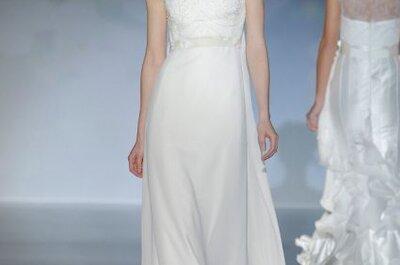 Decotes de vestidos de noiva para 2014