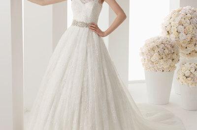 Vestidos de novia Rosa Clará colección