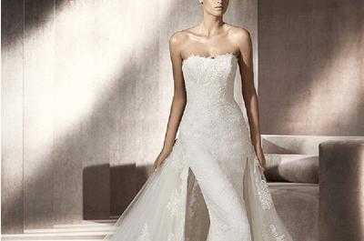 Die Costura Brautkleider - Kollektion 2012 von Pronovias: ganz grosse Brautmode!