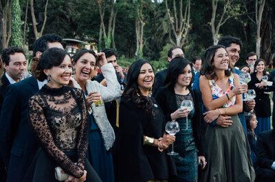 ¿Sabes de qué se quejan los invitados? 10 cosas que no les gustan de las bodas