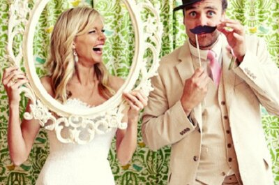 Tendencia divertidas para bodas: PhotoBooth