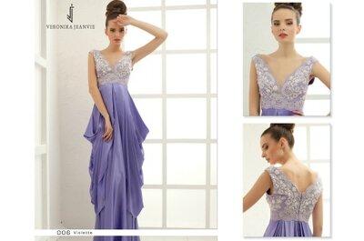 Sélection de robes de mariée Veronika Jeanvie