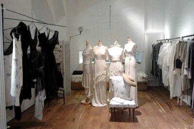 Atelier Yooj, abiti raffinati per la sposa che vuole sentirsi unica