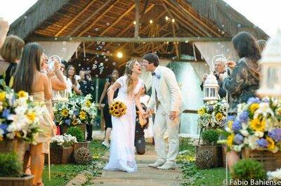 Os 10 lugares mais lindos e incríveis para casar no Rio de Janeiro