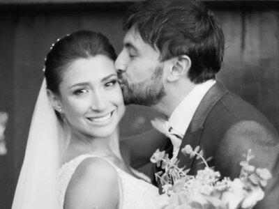 María y David: el amor es infinito