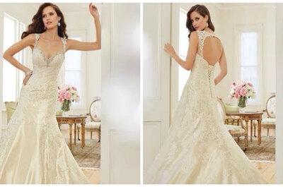 Cómo elegir tu vestido de novia para una ceremonia civil. ¡7 tips infalibles!