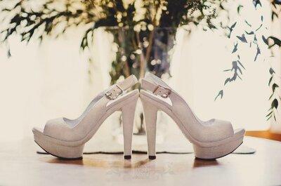Añade un toque de originalidad a tu vestido de novia