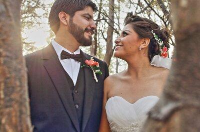 5 videos de boda que cuentan 5 bellas historias de amor
