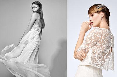 Découvrez vite la nouvelle collection Maria Luisa Mariage 2016 au Printemps Haussmann