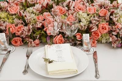 Decora con flores tu ceremonia civil. ¡Aquí las sugerencias!
