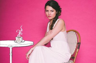 Collection Mariées Fox 2016 : Pour une mariée 100% glamour et moderne