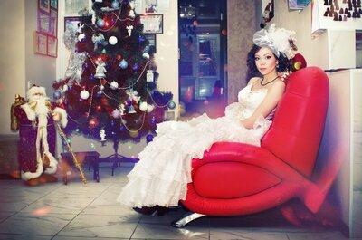 Heiraten zu Weihnachten? Ja! Mit diesen festlichen Ideen …