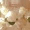 Decoración en color blanco para boda - Foto MangoRed