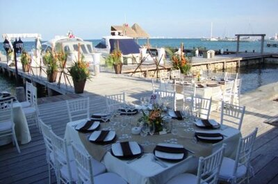 Los hoteles más lujosos para bodas en Cancún