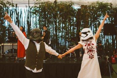 Los 10 mandamientos de la novia moderna para una boda 100% personalizada