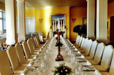 Restaurantes para casar na cidade do Porto sem perder o charme