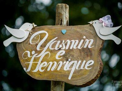 Yasmin e Henrique: casamento perfeito ao ar livre, lindo, romântico e ultra inspirador!