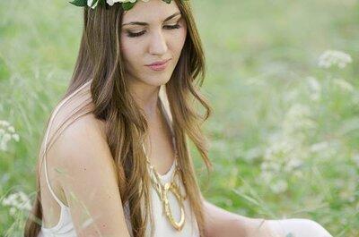30 Toucados com flores naturais: frescura e cor
