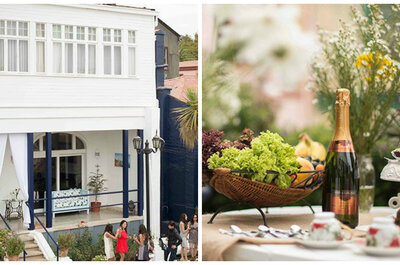 Los 5 mejores hoteles para matrimonios en Valparaíso