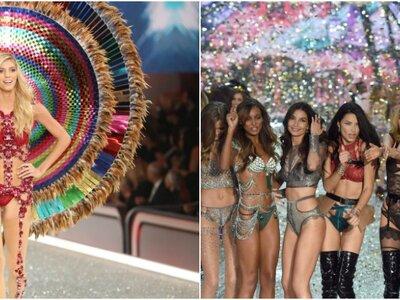 Desfile Victoria's Secret 2016: Los ángeles se lucen en París