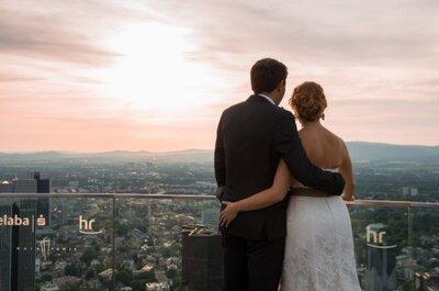 Hochzeitsportfolio: So sammeln Sie Ideen für Ihre Hochzeit!