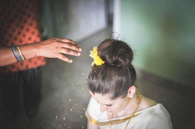 Hinduski ślub Polki to niezwykle przeżycie, emocje i...kolory!