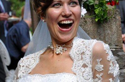 Tips: Hoe zie je er oogverblindend uit op jouw bruiloft