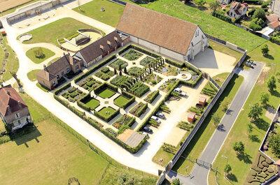 La Maladrerie Saint-Lazare, un lieu de réception original, prestigieux et proche de Paris